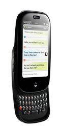 Palm Pre_LeftOpen-MessagingChatPersonal